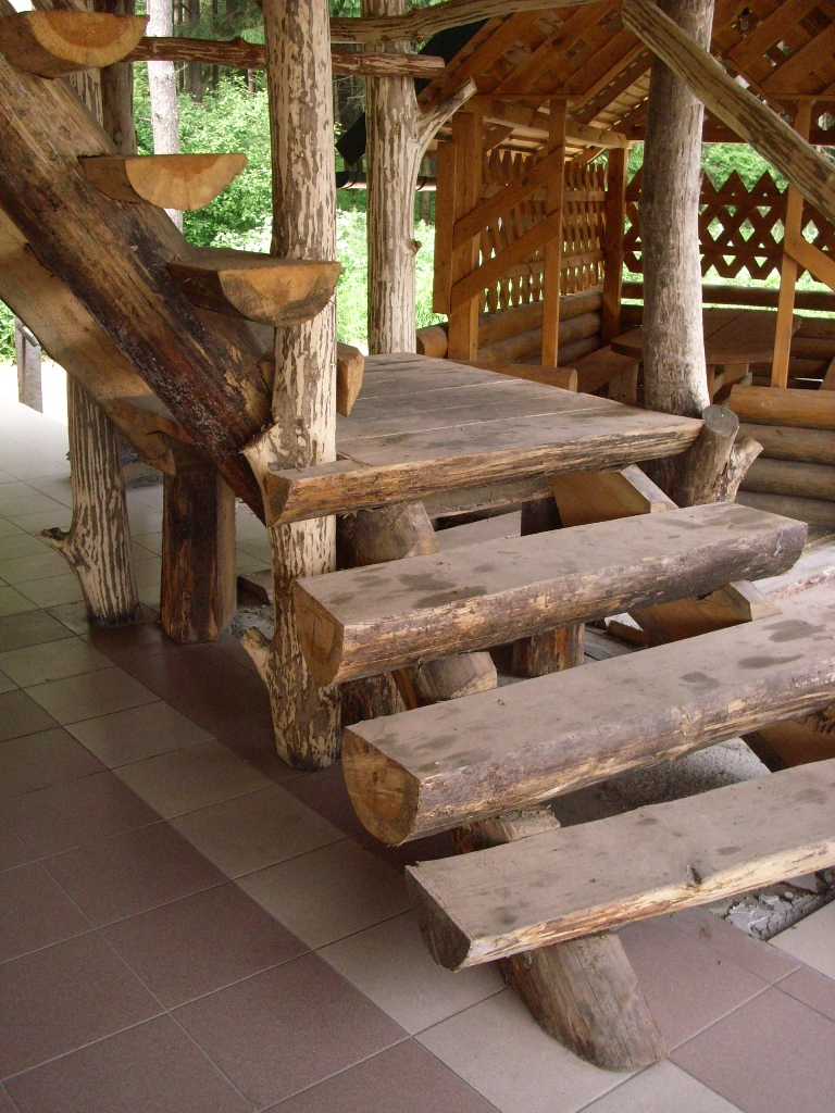 Шторы для дачи и загородного дома - стили, фото вариантов 2